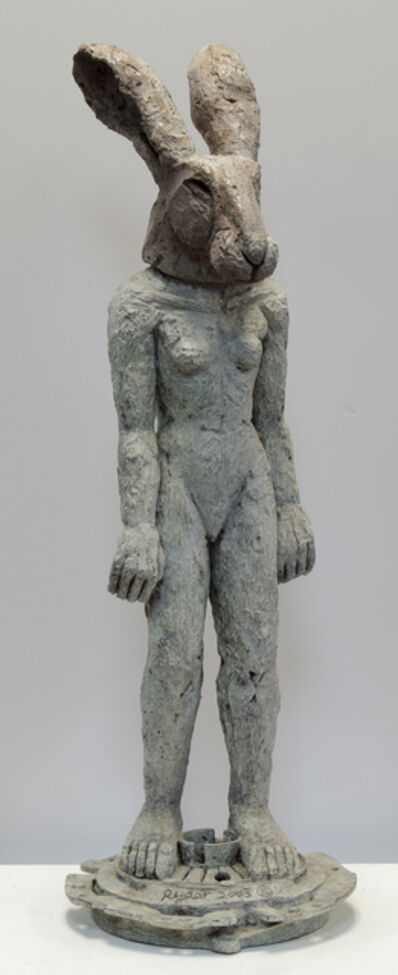 Sophie Ryder, 'Introspective, Standing, Maquette', 2003