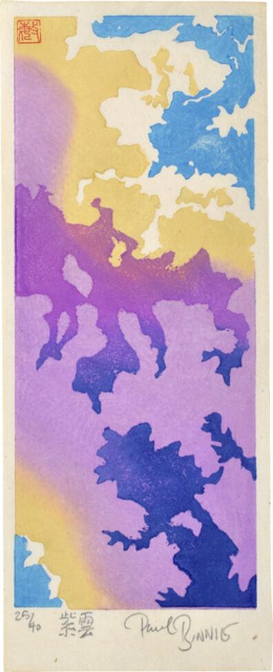 Paul Binnie, 'Purple Clouds (Shiun)', 2000