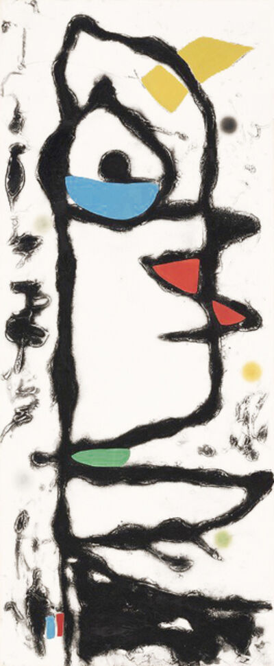 Joan Miró, 'Barcelona, 1972-1973', 1972-1973