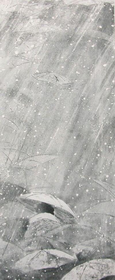 Sarah Brayer, 'Snow Gust', 1983