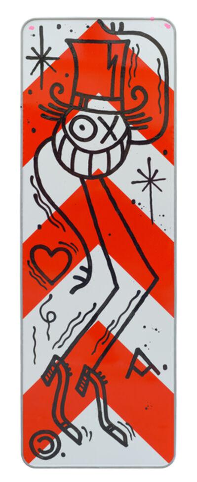André Saraiva, 'Street Sign Mr. A ', 2020