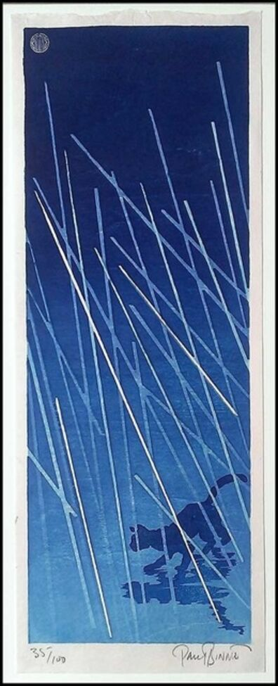 Paul Binnie, 'Ame Ni Neko (Cat in Rain)', 2013