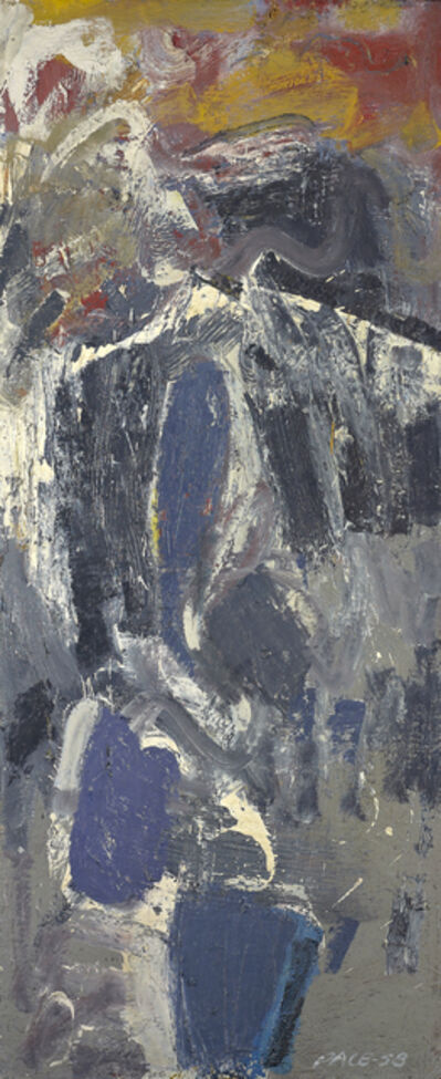 Stephen Pace, 'Untitled (58-02)', 1958
