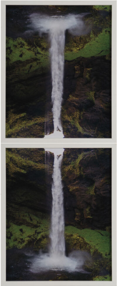 Olafur Eliasson, 'Contact is content at Seljalandsfoss', 2014