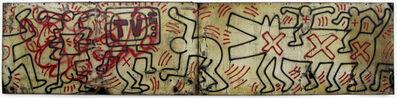 Keith Haring, 'Untitled (FDR NY) #3 & #4', 1984