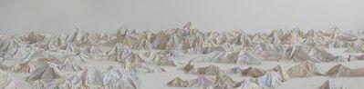 Ji Zhou, 'The Map No. 9 Another Landscape', 2016