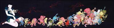 "Yuji MORIGUCHI, 'The goblin parade of ""K""', 2008"