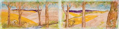 Marian Bingham, 'Hills of St. Felix', 2015