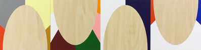 Otto Berchem, 'With Tongue of Wood', 2014
