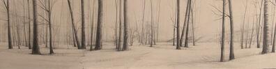 Marika Vicari, 'Il profondo silenzio della foresta in pieno inverno. Tempo 1', 2013