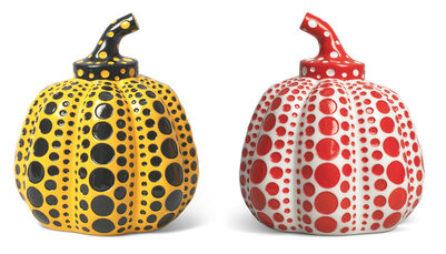 Kusama Pumpkins Set