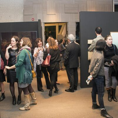 Opening Exhibition, installation view