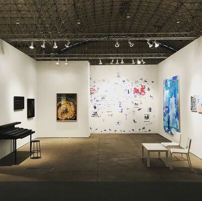 Eduardo Secci Contemporary at EXPO CHICAGO 2017, installation view