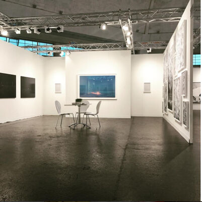 PATRICK MIKHAIL GALLERY at VOLTA13, installation view