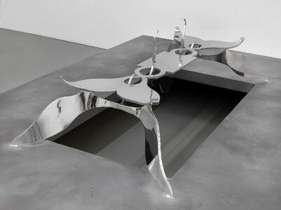 Théophile Blandet, 'Katatsu Swans', 2020
