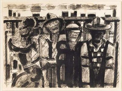 Marcel Gromaire, 'Untitled ', 1951
