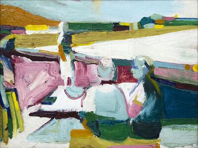 Roland Petersen, 'Luncheon', 1961