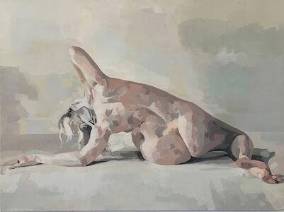 Ingrid Capozzoli Flinn, 'Nude in Arch I', 2016