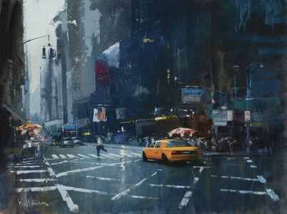 Peter Wileman, 'Winter in New York', 2019