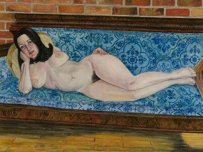 Sylvia Sleigh, 'Eleanor Antin', 1968