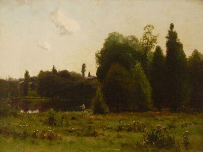 Charles Harry  Eaton, 'Summer Days', ca. 1885