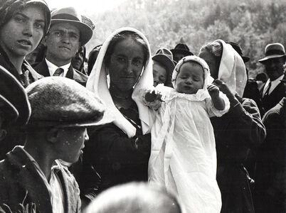 Pasquale de Antonis, 'Pretoro abruzzo Wolf fair', 1935