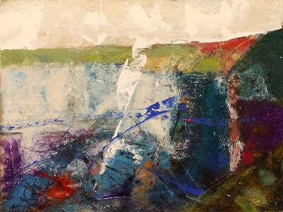George Taylor, 'Rain, Sea and Wind', 2009