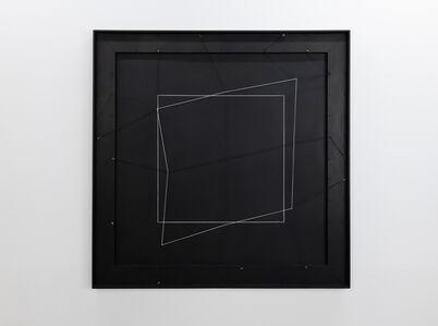 Gianni Colombo, 'spazio elastico - quadrato', 1974