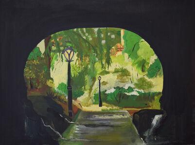 Aracelis Rivera, 'Tunnel in the Park', 2018