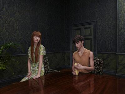 Julia Fullerton-Batten, 'Dining Room', 2011
