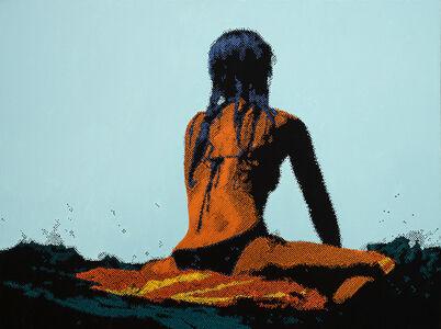 Billy Schenck, 'Surfer Girl 1', .