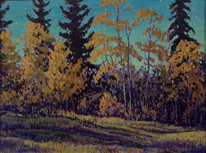 William Duma, 'Stars Through the Trees (45-19)', 2019