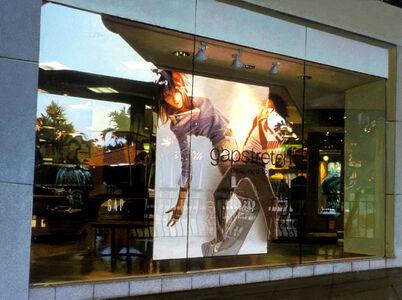 Tom Blackwell, 'Gap Outlet, Waterside Shops, Naples, FL', 2004
