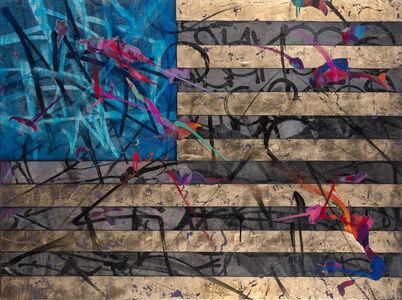 Saber, 'Untitled (Flag)'