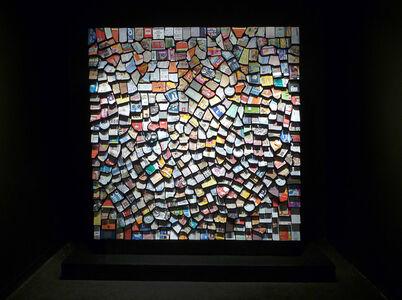 Daniel Rozin, 'Trash Mirror No. 3', 2011