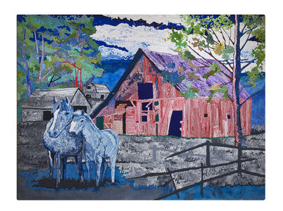 Cham Hendon, 'At Home in the Country'