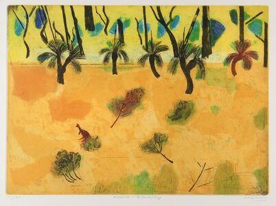 Jeffrey Makin, 'Acacia and Blackboys', 2004