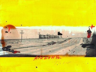 Tony Soulié, 'Arizona (monotype)', 2009