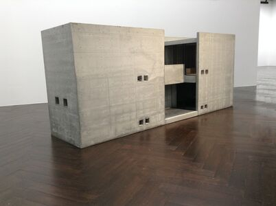 Tadao Ando, 'Row House in Sumiyoshi, 1:10 Maquette'