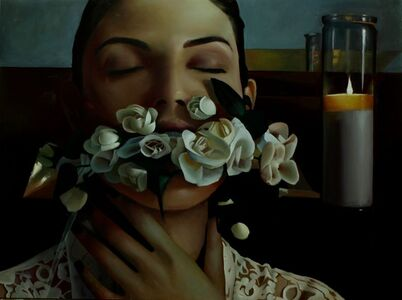 Thurston Belmer, 'The Fakest of Flowers III', 2019