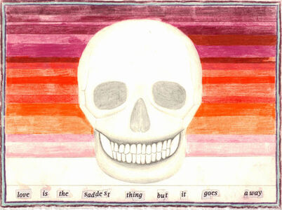 David Dupuis, 'Love is the Saddest Thing', 2007