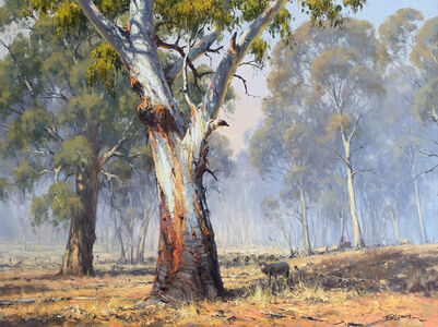 Ted Lewis, 'Morning Gums', ca. 2019