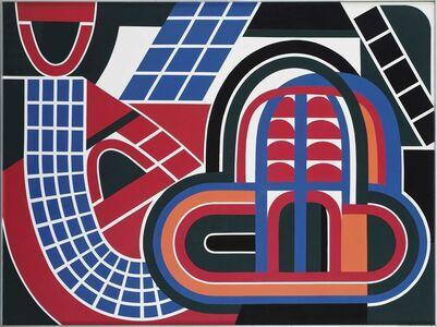 Jean Dewasne, 'Le Studio Pôle', 1968