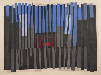 Margo Hoff, 'Room in the Woods', 1965-1975