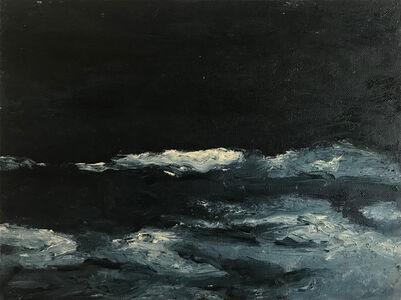 Peter Schroth, 'Cold Sea 1', 2018