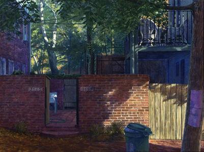 John Morrell, 'Bentwood', 2007