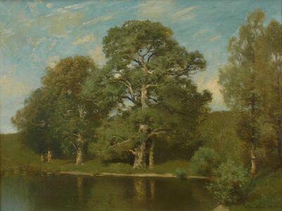 Charles Harry  Eaton, 'Summer Wind', 1899