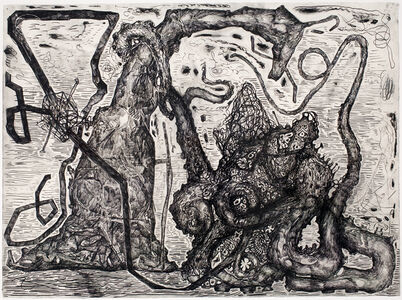 Steve DiBenedetto, 'Reorientation I', 2006