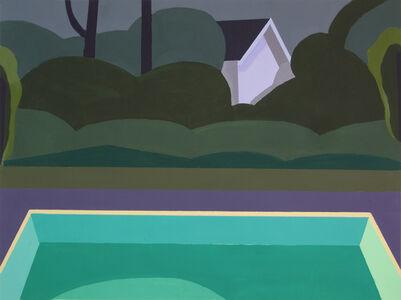 Monica Bernier, 'Night Pool III', 2018
