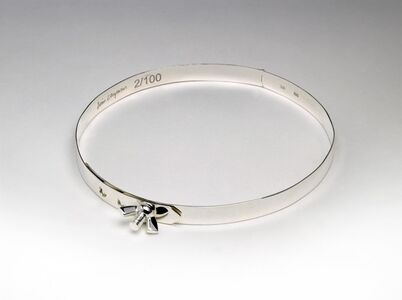 Dinos Chapman, 'Wing Nut and Bolt Choker', 2010